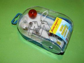 Sada náhradních žárovek BOX Superb II