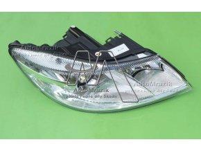 Přední světlo, světlomet, lampa pravá Octavia II 2009- facelift