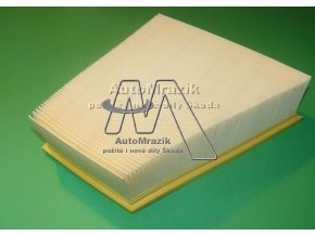 Filtr vzduchový Fabia I, II, Roomster 1,4 1,9 TDi SDi