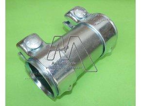 Spona, objímka výfuk Octavia, Superb 50-54,5x125mm