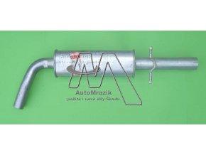 automrazik 1J0253209C Výfuk prostřední díl Octavia 1.8 benzin