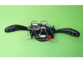 automrazik 7H0953513C Páčka, páčky pod volant Fabia II, Roomster s PC + tempomat