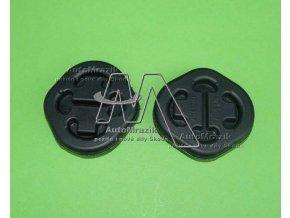 automrazik 115690801 Závěs výfuku guma prostřední Felicia