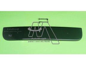 automrazik HEK02051 Zimní clona, kryt přední mřížky nárazníku spodní Yeti