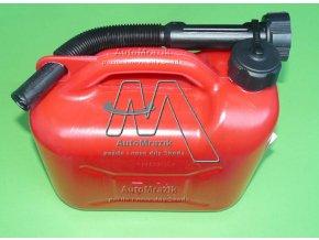 automrazik 000100105 Kanystr pro pohoné hmoty plastový 5L