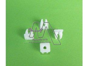 automrazik 6U0867276B Matice plastová rozpínací, příchytka 10x10mm