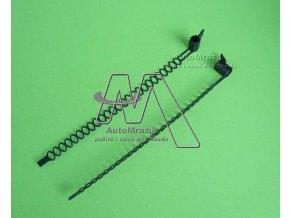 automrazik 6U0971850B Páska vázací, stahovací pro kabeláž 10x187mm