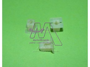 automrazik 6U0868563A Matice plastová rozpínací, příchytka 12x11mm