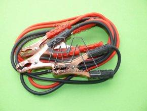 automrazik SK200A, SK300A, SK500A Startovací kabely délka 2,5m 200A, 300A, 500A