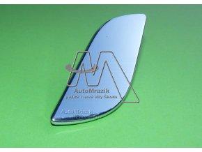 automrazik 3T0955109A Krytka ostřikovače světlometu chromová Superb II levá