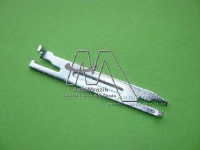 automrazik 1J0609819B Páka, rozpěrka + klínek štelovací pro pakny Octavia, Roomster levá 1