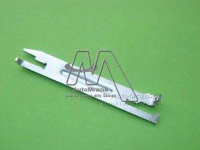 automrazik 1J0609820B Páka, rozpěrka + klínek štelovací pro pakny Octavia, Roomster pravá