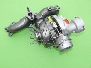 automrazik 03G253010J Turbodmychadlo, turbo Octavia II, Superb II 2.0 TDi