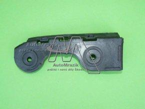 automrazik 6Y6807375B Držák, vodící profil zadní nárazník Fabia 2000 krátká levý