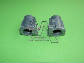 automrazik 1U0898003 Vložka zámku Fabia Octavia 2 kusy 1