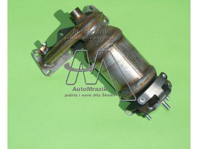 automrazik 03E253020F Katalyzátor + sběrné výfukové potrubí Fabia 1.2 HTP oválné otvory