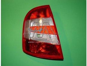 Zadní světlomet, lampa Fabia I 2004- hatchback levá