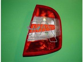 Zadní světlomet, lampa Fabia I 2004- hatchback pravá