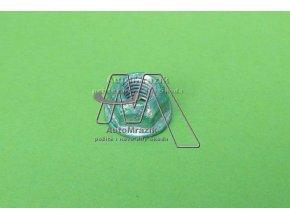 automrazik N90517304 Matice pro zadní tlumič spodní samojistící M10
