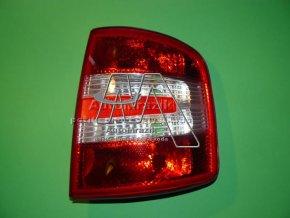 Zadní světlomet, lampa Fabia I 2004- combi, sedan pravá
