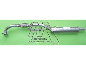 automrazik 6Q0253091AA Výfuk 1.díl + pletenec Fabia I, II, Roomster, Rapid 1.2 HTP