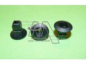 automrazik N90833801 Matice plastová rozpínací, příchytka pro chladičovou stěnu, nadkolí....jpg