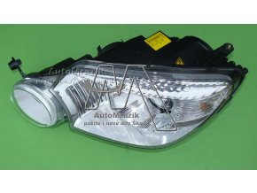 automrazik 5L1941017 Přední světlo, světlomet, lampa levá Yeti H4 + H7