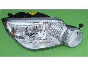 automrazik 5L1941018C Přední světlo, světlomet, lampa pravá Yeti XENON. jpg