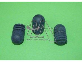 automrazik 6U0827525 Doraz, zarážka gumová pro zadní víko, kapotu motoru....