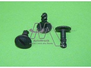 automrazik 8D0805121B Spona, příchytka plastová 6x20mm pro kryt motoru, nárazník Superb I