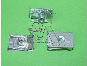 automrazik N90168604 Plechová matice M6x23,4x16