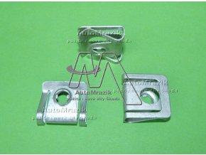 automrazik 8D0805960 Plechová matice 6mm pro spodní kryt motoru Superb I