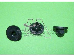 automrazik 171201969 Matice plastová šestihraná se skosenou hlavou , podložkou M5