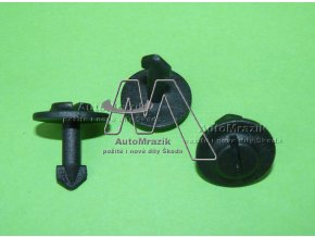 automrazik 4A0805121A Plastová spona pro uchycení krytu motoru Superb I