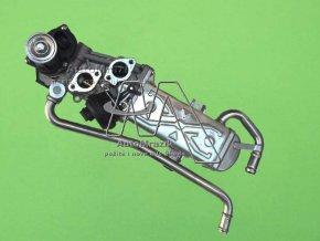 automrazik 03L131512CE EGR ventil,chladič zpětného vedení spalin Fabia II, Roomster, Rapid 1.6 TDi