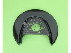 automrazik 6R0615612 Štít, krycí plech zadní brzda pravý Fabia I, II, III, Roomster