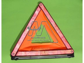 automrazik 000100000 Výstražný trojúhelník skládací