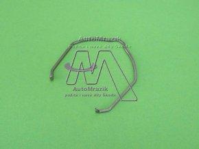 automrazik 1J0145769G Svorka přídržná pro hadici intercooleru Fabia I, II, Octavia I, II, Superb I, II, Roomster