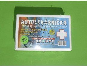 automrazik Autolekárnička, lékárna pro osobní automobil