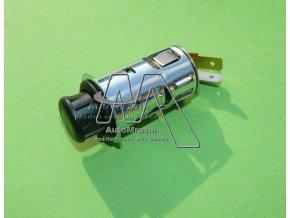 automrazik 1Z0919305A9B9 Cigaretový zapalovač Octavia II, Yeti černý