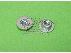 automrazik 1Z0860091J Matice M6 pro uchycení blatníku, výztuhy, nárazníku Škoda Fabia II, Roomster, Octavia II, III, Superb II, Yeti