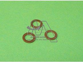 automrazik N0138042 Těsnění, těsnící kroužek 6x10 pro okruh vody, vstřik Fabia I, Octavia I, Superb I