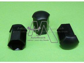 automrazik 86760117301C Krytka plastová na šroub kola Fabia, Octavia, Superb černá