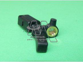 Čidlo, snímač otáček ABS zadní levý Fabia I, II, III, Roomster, Rapid, Citigo