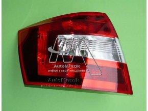 automrazik 5JJ945111 Zadní světlomet, lampa Rapid Spaceback levá