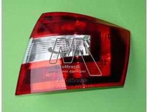 automrazik 5JJ945112 Zadní světlomet, lampa Rapid Spaceback pravá