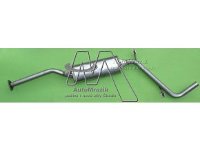 automrazik 115600511 Výfuk prostřední díl Favorit 1.3, pro vozy s katalyzátorem