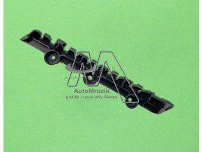 automrazik 5J6807376 Držák, vodící profil zadní nárazník Fabia II 2008 hatchback pravý