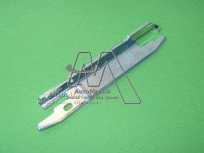 automrazik 6q0609819B Páka, rozpěrka pro zadní brzdové obložení Fabia I, II, III, Citigo, levá