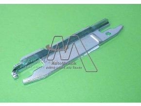 automrazik 6q0609820B Páka, rozpěrka pro zadní brzdové obložení Fabia I, II, III, Citigo, pravá